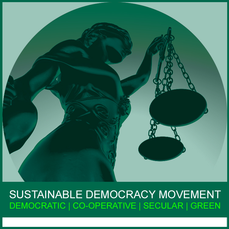 Welcome to the Sustainable Democracy Movement!